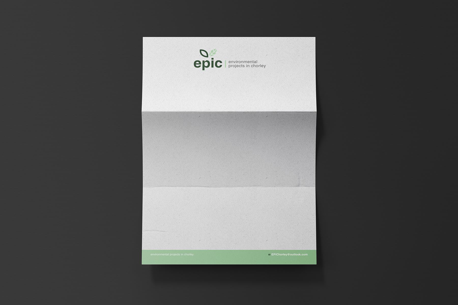 epic stationery letterhead