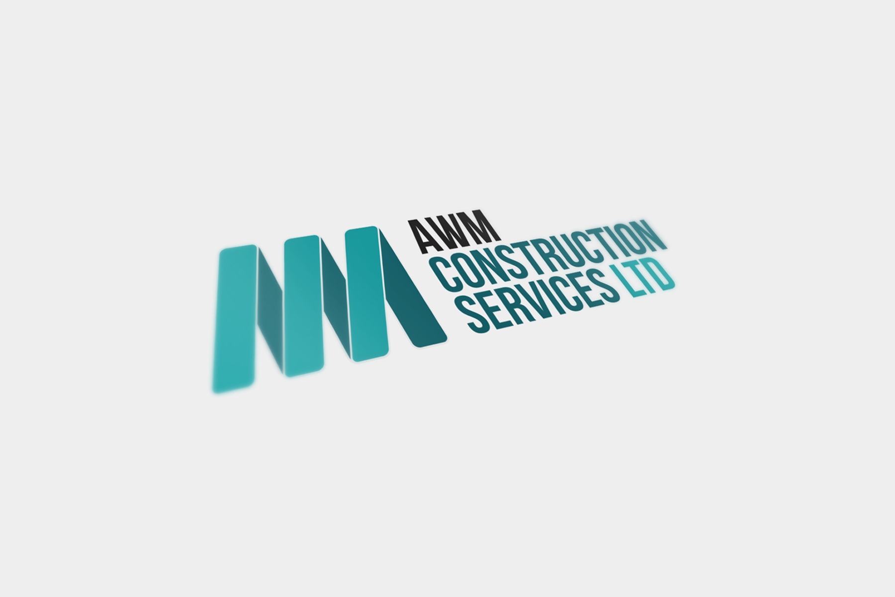awm construction logo