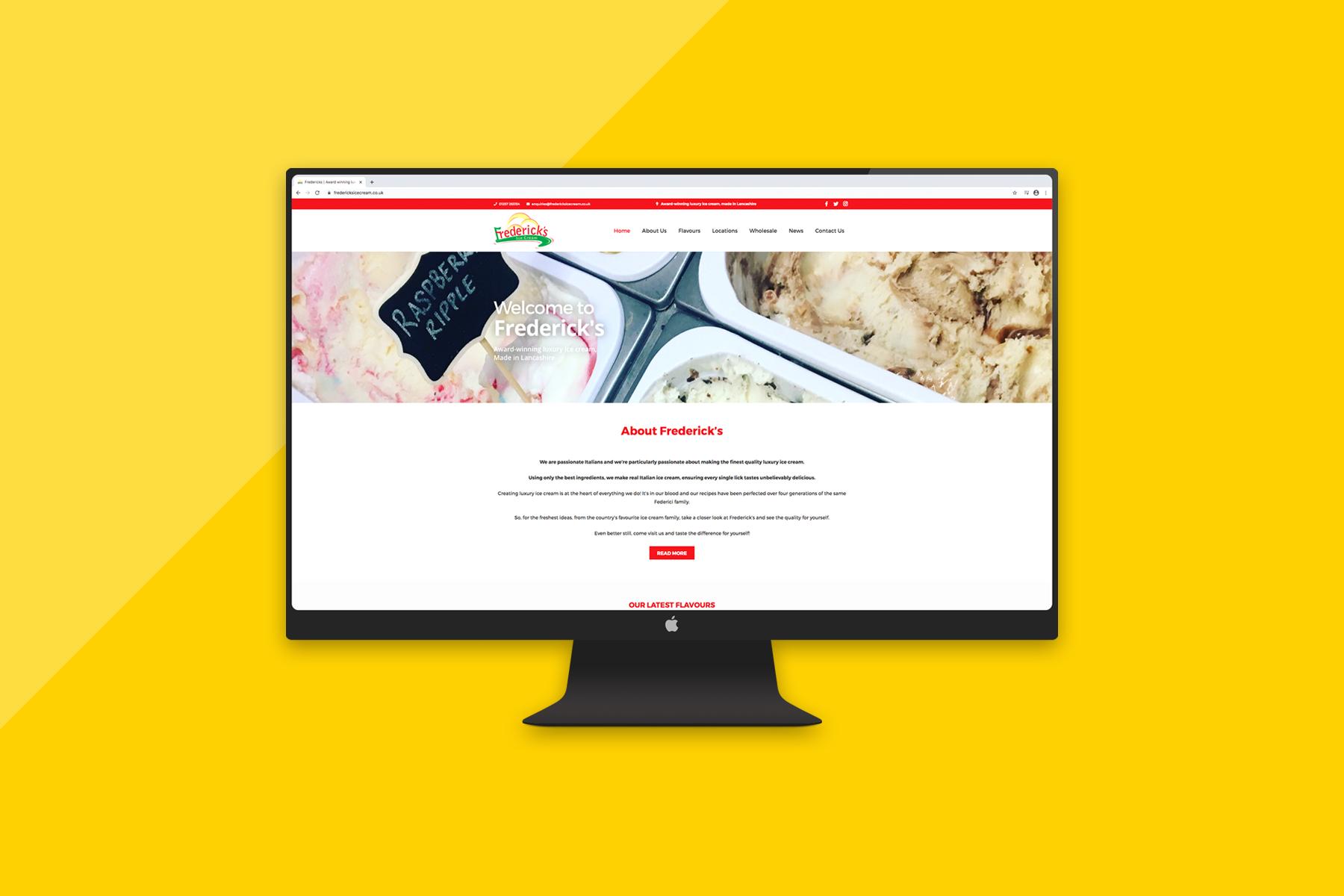 fredericks home page